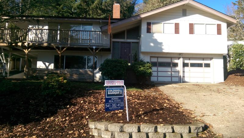 A house for sale in Corvallis