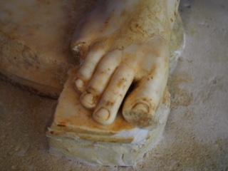 Marble Foot