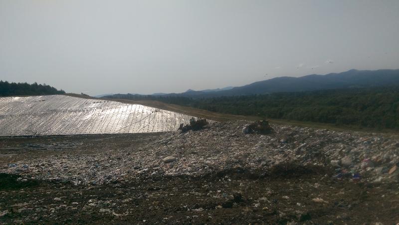 Short Mountain Landfill