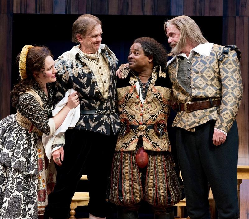 Shakespeare Festival Outdoor: Ashland Theater Review: The Way The Mountain Moved