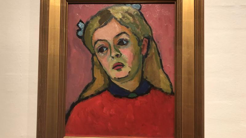 Münter, Girl