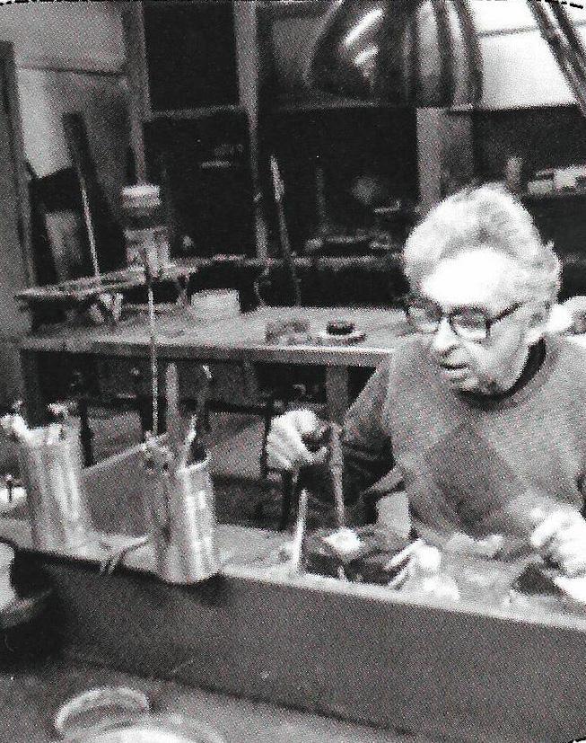 Max Nichols, Metalworker