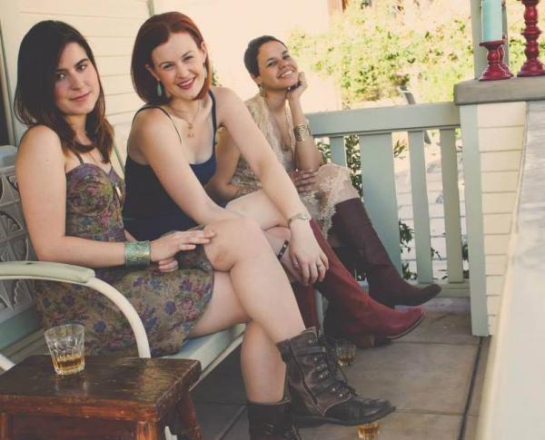 Honey Whiskey Trio