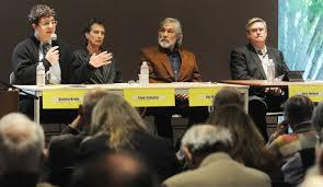Benton County Commissioner Candidates at an April Forum