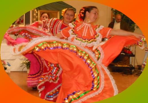 Pre-Hispanic and Mexican Folk Dance will be presented by thisTepeyac-Olincalli Ballet Folclórico group.