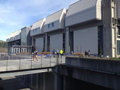 lane community college celebrates newly renovated center building klcc