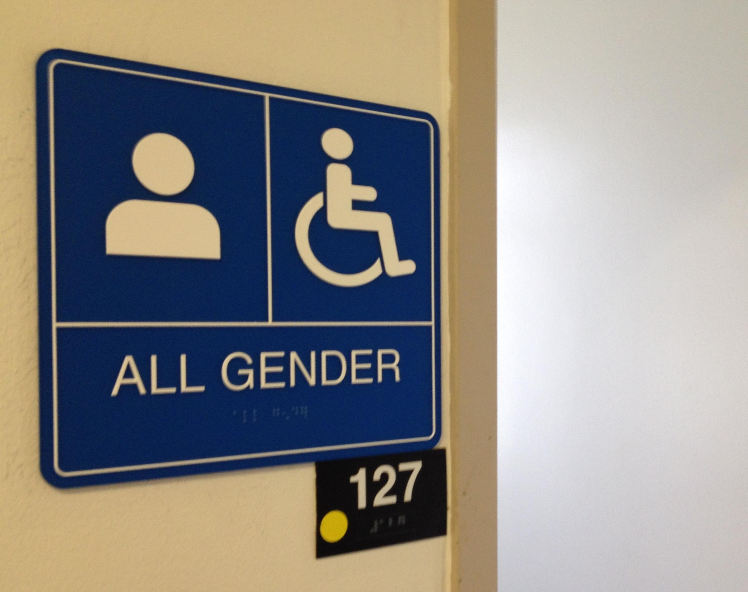 UO Incorporates Gender Inclusive Bathrooms KLCC - Why gender neutral bathrooms are important