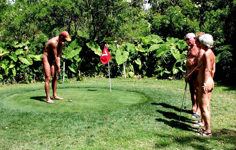 Nudist play