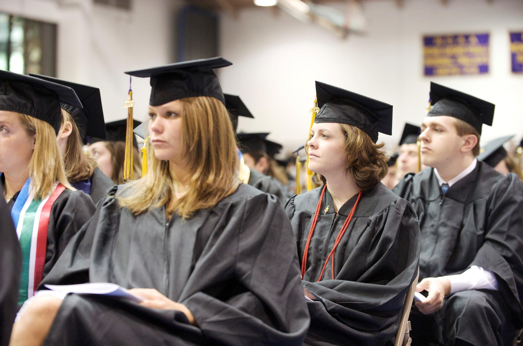 Ohio's High School Graduation Rate Continues to Fall