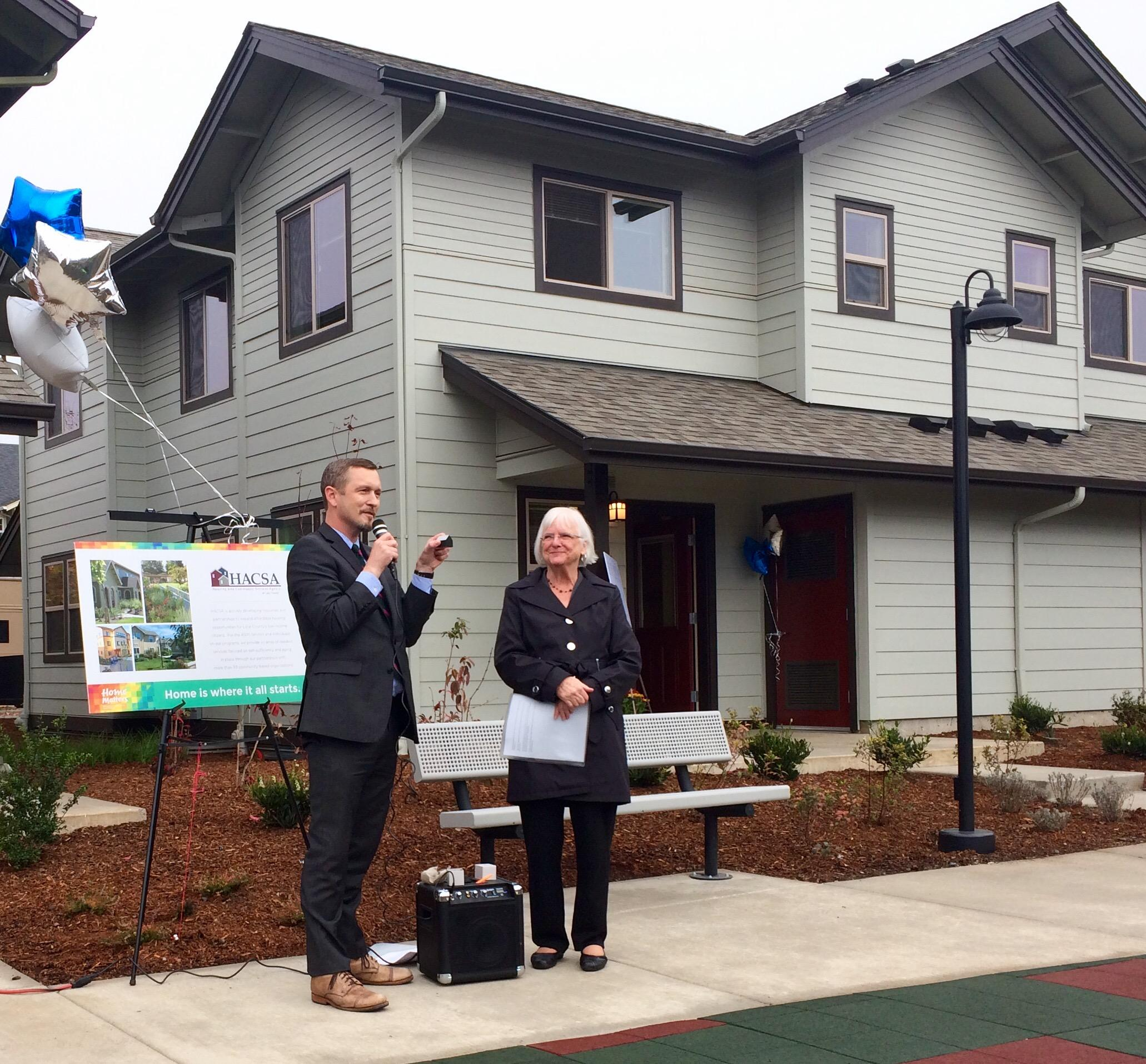 new affordable housing units open in north eugene | klcc