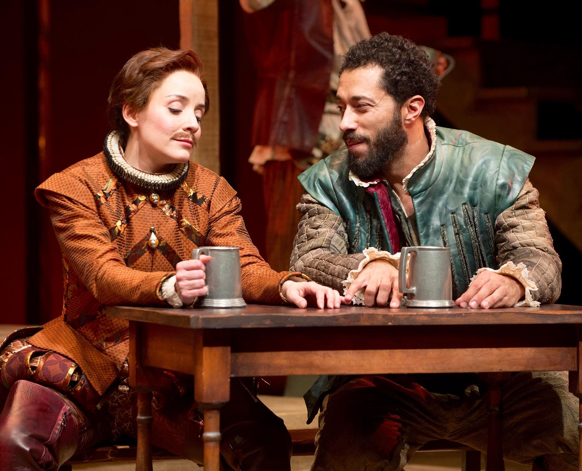 a review of the movie shakespeare in love Shakespeare in love reviews: shakespeare in love shakespeare in love the big question is whether lee hall's 2014 stage adaptation makes you long for the movie.