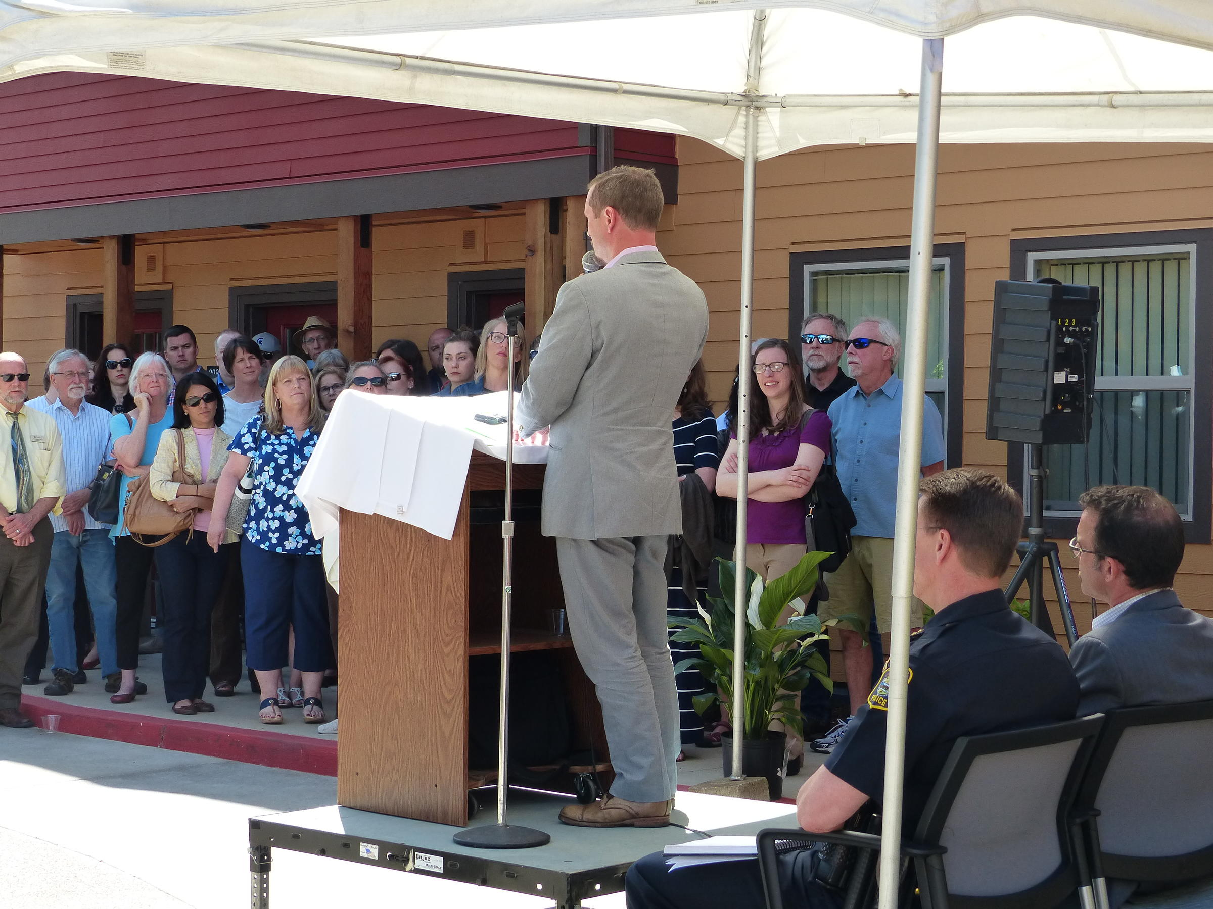 affordable apartment community for ex-cons opens in eugene | klcc