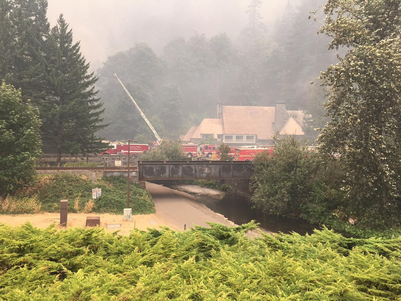 Teen accused of starting Eagle Creek Fire pleads guilty, is sentenced