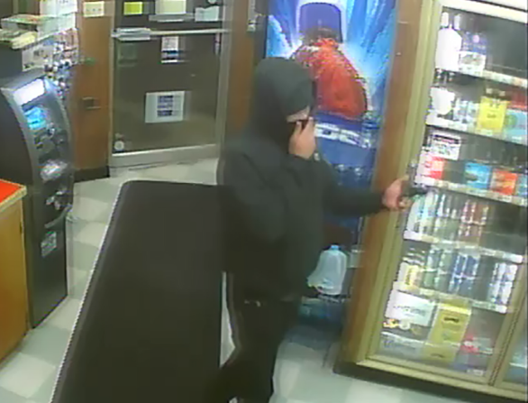 Opelika Police searching for armed robbery suspect