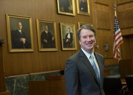 Brett Kavanaugh President Trump's pick for the U.S. Supreme Court