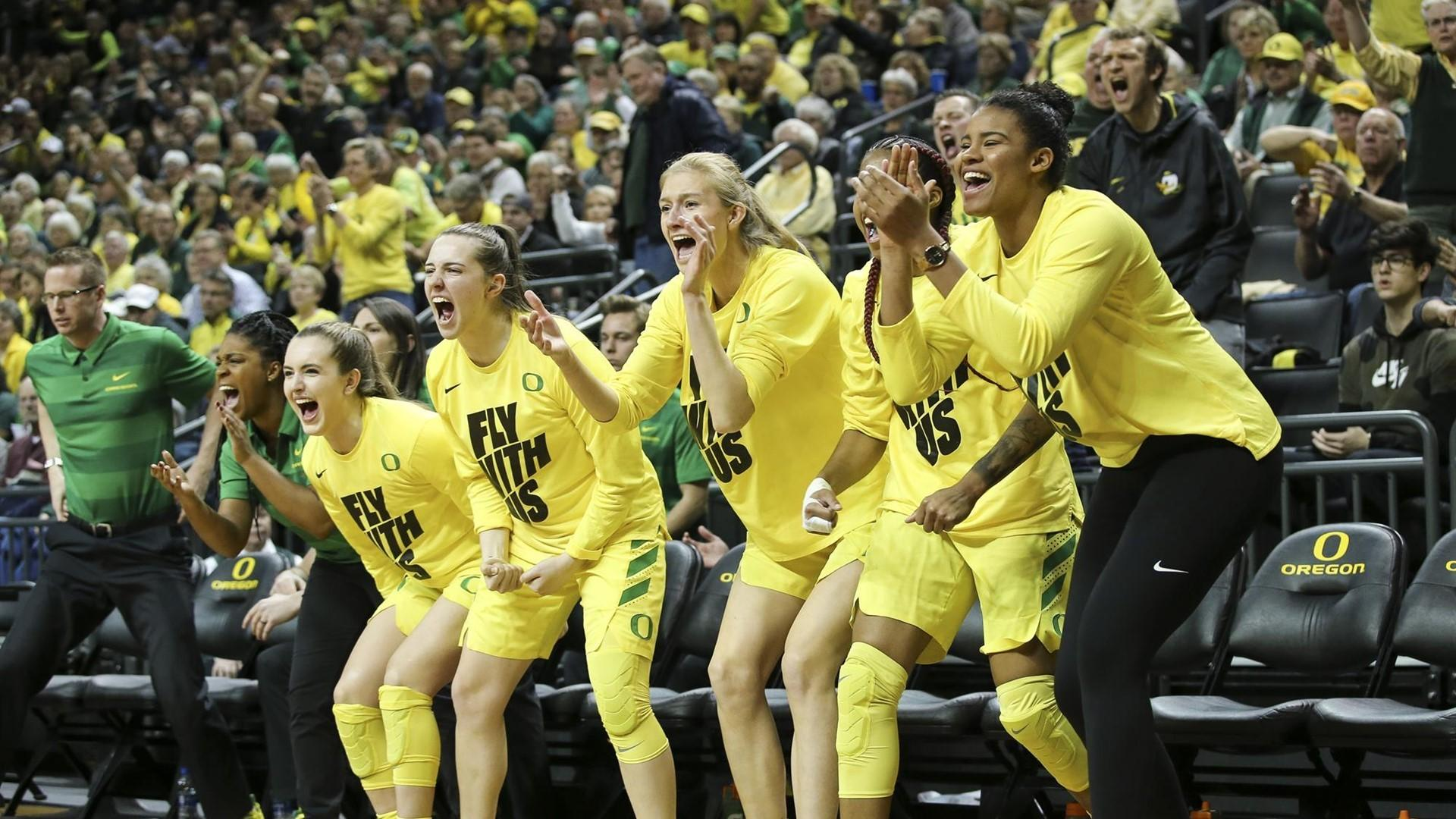 Oregon Take Pac-12 Title