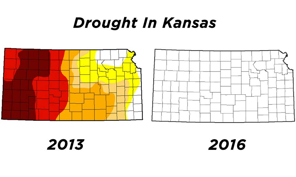 Kansas Drought-Free For The First Time Since 2011 | KMUW