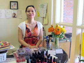 Christine Cao moved to Wichita when she was 16. Now, 22 years later, she is the owner of Perfect Nails.