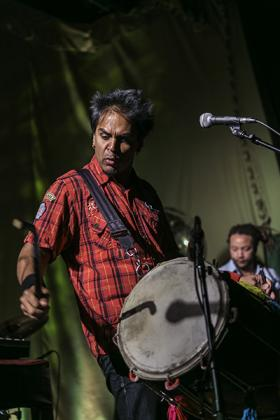 Sunny Jain, leader of Red Baraat, topped the Global Village April new releases list.