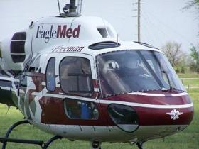 The EagleMed helicopter crash is the third one since 2010.