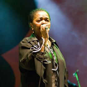 Throughout August, Global Village will highlight music from Cesaria Evora.