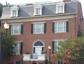 The Sewall-Belmont House & Museum in Washington, D.C., was the headquarters of the National Women's Party when the 19th Amendment was passed in 1920.