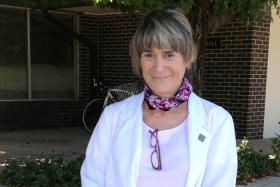 Aileen LeBlanc, KMUW news director