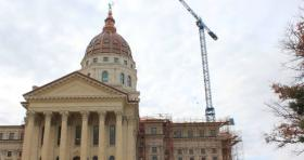 Statehouse renovation expected to be completed by Dec. 31, 2013.