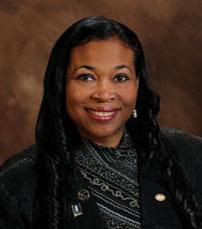 Oletha Faust-Goudeau is a Democratic member of the Kansas Senate, representing the 29th District.