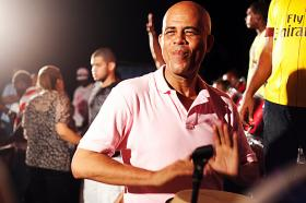 Michel Martelly - 'Sweet Mickey' Was Elected Haiti's President in 2011