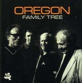 Paul McCandless (second from right) pictured with chamber jazz group, Oregon, on their 2012 release 'Family Tree.' McCandless turns 67 years old Monday.