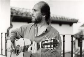 Night Train will honor the late Paco de Lucia all this week. The legendary flamenco guitarist passed away at the age of 66 last month.