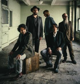 One of Strange Currency's April features, Drive-By Truckers