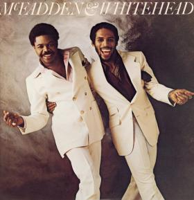 The self-titled McFadden and Whitehead album featured the duo's best-selling single, 'Ain't No Stoppin' Us Now'.