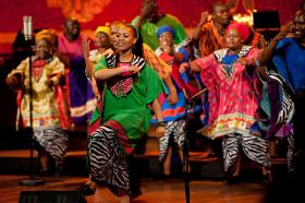 Featured group: The Soweto Gospel Choir