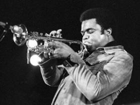 The late jazz trumpet great, Freddie Hubbard