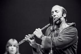 Flautist Herbie Mann, featured Wednesday, is known for pioneering the fusion of jazz and world music.