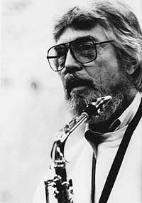 Bud Shank's big band featured Thursday
