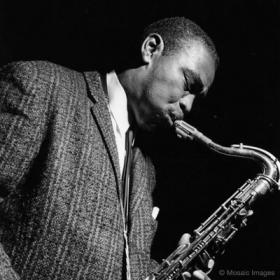 American jazz tenor saxophonist Ike Quebec