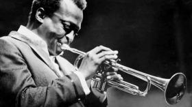 Jazz legend Miles Davis