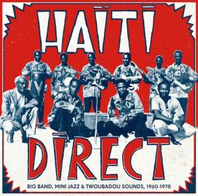 The compilation album Haiti Direct topped the list in the Global Village in April