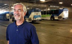 Wichita Transit Director Steve Spade