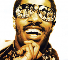 The most highly awarded male solo artist in history, Stevie Wonder, turns 64 next week.