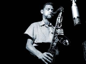 The late, great Zoot Sims, known for his work with legends like Ray Charles and Benny Goodman, is among Sunday's SNC featured artists.