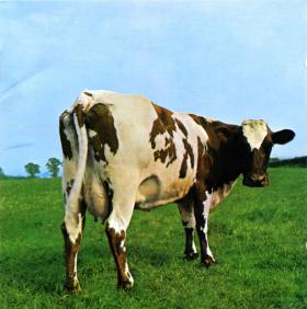 Atom Heart Mother, 1970, is the fifth studio album by Pink Floyd