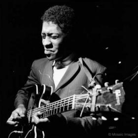 Grant Green, American jazz guitarist and composer