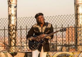 Blues Music Award winner Joe Louis Walker