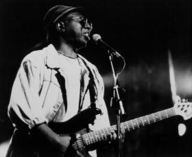 Soul legend Curtis Mayfield