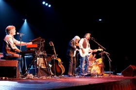 The Nitty Gritty Dirt Band perform live