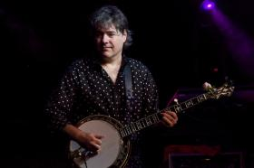 Celebrate banjo man Bela Fleck's birthday on the Night Train